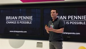 <b>#018 - 'Change is Possible' - Life After 15 Years of Heroin Addiction with Brian Pennie</b>