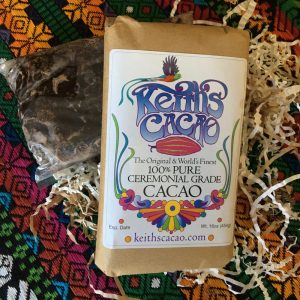 keiths cacao soul power light